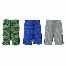 N22 MENS CAMOUFLAGE PRINT SUMMER SWIMMING SHORTS BEACH BOARD MESH LINED M-XXL