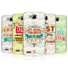 HEAD CASE WEDDING VOWS PROTECTIVE COVER FOR SAMSUNG ATIV S I8750