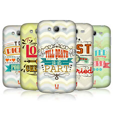 HEAD CASE WEDDING VOWS PROTECTIVE COVER FOR SAMSUNG GALAXY GRAND I9082