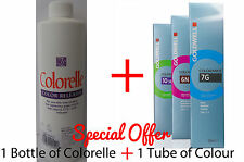 Goldwell Colorance Hair Colour + Colorelle Tone on Tone Developer 500ml