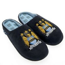 Manchester City Slippers NWT English Premier League EPL Sky Blues MAN City MCFC