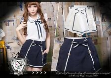 LIZ LISA snidel amavel vivi maritime academy office lady mini skorts 16259