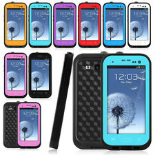 PC Waterproof Shockproof Dirt Snow Proof Case Cover For Samsung Galaxy S3 i9300