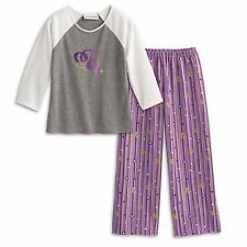 American Girl Clothing McKenna's PAJAMAS XS, S, L, XL PJ's for Girls GOTY 2012