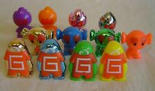 Series 4 POWER Gogo's Crazy Bones Figures 41 - 80  (Your Choice)