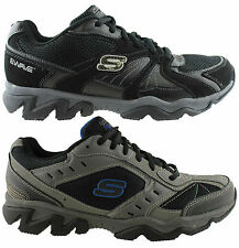 SKECHERS E-WAVE SPRINTS MENS COMFORTABLE CASUAL WALKING SHOES/SNEAKERS ON SALE