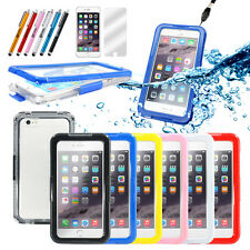 "New Case For iPhone 6+ Plus 5.5"" Waterproof Snow Durable Shockproof Cover Skin"