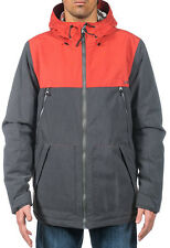 Rip Curl Winter Madness Anti Jacket Charcoal Jacket Winter Jacket Men Men's