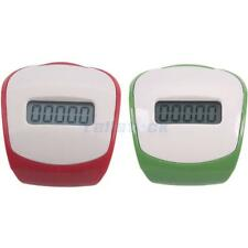 Portable Fitness Multi-color Digital LCD Pedometer 2 Color to Choose YGH-791