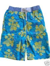 Boys South Island-1973- Printed Board Shorts- 100% cotton- Ages 4-9 Years- NEW