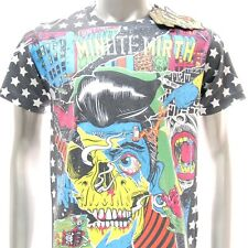 m264 Minute Mirth T-shirt Tattoo CLASSIC Skull Ghost Zombie Walker Present Punk