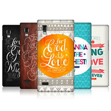 HEAD CASE FAMOUS BIBLE VERSE PROTECTIVE COVER FOR LG OPTIMUS L9 P768