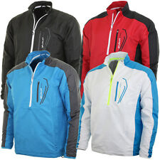 Stuburt 2015 Mens Sport Lite Long Sleeve 1/2 Zip Golf Windshirt