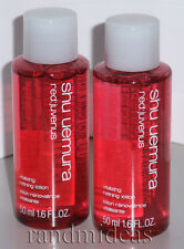 Two Of Shu Uemura Red:Juvenus Facial Toner 50ml-All New-Available In 2 Types~*