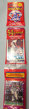 SCORE 1988 MAJOR LEAGUE BASEBALL  AND TRIVIA CARDS 54 CARDS TOTAL