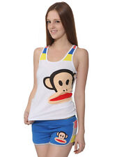 Paul Frank Tank Top and Shorts Juniors Pajama Set
