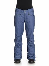Roxy WOOD RUN Womens Snowboard/Ski Pants Medium NEW
