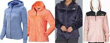 The North Face Womens Oso Hoodie Jacket winter Fleece Coat S-M NEW