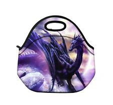Cool Dragon Insulated Tote Lunch Bag Cool Bag Cooler Lunch Bag Tote Washable Box