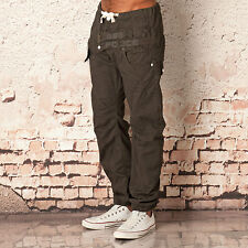 Mens 883 Police Lancia Chinos In Charcoal From Get The Label