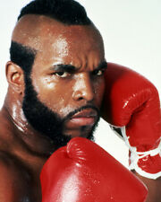 ROCKY III MR. T CLOSE UP WITH BOXING GLOVES PHOTO OR POSTER