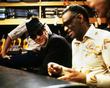 THE BLUES BROTHERS DAN AYKROYD RAY CHARLES PHOTO OR POSTER