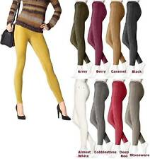 NEW HUE Corduroy Leggings - Variety of Colors - MSRP $42