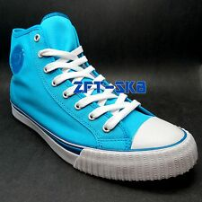 PF FLYERS by NEW BALANCE CENTER HI HIGH RE-ISSUE SKY BLUE MENS SNEAKERS SHOES