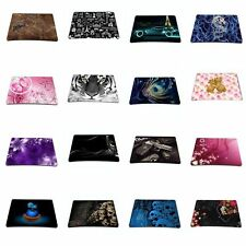 Many Styles Anti-slip Waterproof MousePad Mice Mat For Optical Wireless Mouse