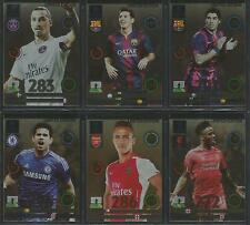 LIMITED EDITION Adrenalyn 2014/2015 Champions League Panini card 14/15