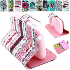 New Magnetic Wallet PU Leather Stand Cover Case for Samsung Galaxy Pocket 2 G110
