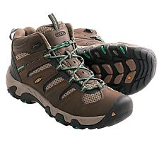 Keen Womens Koven Boots leater hiking trail shoes 6.5-10 NEW