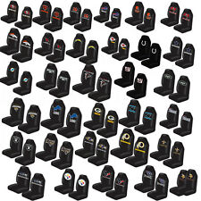 Brand New NFL All Teams Car Truck Universal Fit 2 Front Bucket Seat Covers