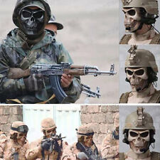 2014 New Army of Two M02 Protection Skull Mask CS Airsoft Halloween Multi-color