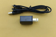 Micro USB 2.0 Cable+Premium 1A Rapid Home Travel Wall Charger for Verizon Phones