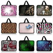 "200 Design 17 inch  17.3"" 17.4 Notebook Laptop Bag Sleeve Neoprene Carrying Case"