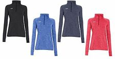 Under Armour Women's Twisted Tech 1/4-Zip Pullover 1247777 Multiple Colors/Sizes