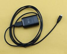 OEM  LG Wall Home Battery Adapter + 6 Feet Micro USB Sync Charger Cable