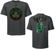 Boston Celtics Rajon Rondo Youth Me and Team Charcoal Name and Number T-Shirt