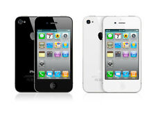 Apple iPhone 4S 16GB Smartphone Factory Unlocked A1387 Black or White