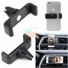 Universal Car Holder Air Outlet Stents Vent Mount Holder for iPhone Phone New