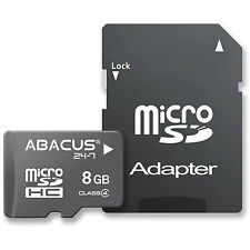 8GB micro SD/SDHC Flash Memory Card for Cell Phone