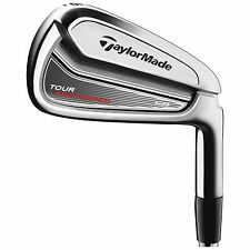 2014 LEFT HANDED TAYLORMADE MENS GOLF TP CB IRON SET - NEW TOUR PREFERRED