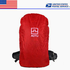 Rain Water proof Camping Hiking Bag Rucksack Backpack Cover US Local Delivery