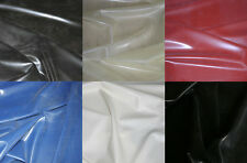 Sheet Latex/Rubber, 0.40mm Gauge, SALE: END OF LINE & ROLL ENDS, Various Colours