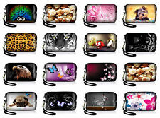 Waterproof Digital Camera Case Pouch Handle Strap Carry Cover For Sony CyberShot
