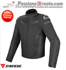 Giacca Dainese Super Speed D-dry nero dark-gull-gray black moto jacket