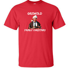 Griswold Family Christmas T-Shirt Chevy Chase Christmas Vacation Tee