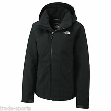 The North Face Womens Jacket Ladies Apex Elevation Coat Black Hood Size XS S M L