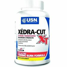 USN Xedra Cut Ultra XT 100 Capsules Weight Loss Fat Burner Expiry Dated 10/2014